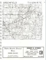 Map Image 018, Sauk County 1974